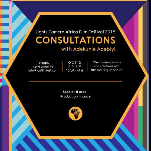 LCA Consultations with adekunle