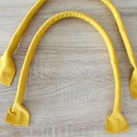 Sewing Tip - How to Make Corded Handbag Handles
