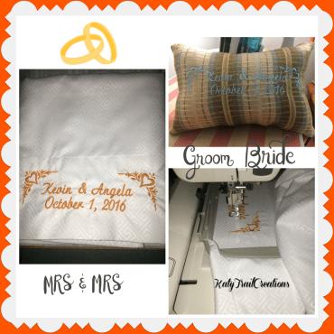 Katy Trail Creations -Embroidered Pillows:https://slfinnell1965.wordpress.com/2016/10/04/its-not-sundaysunday-sampler/