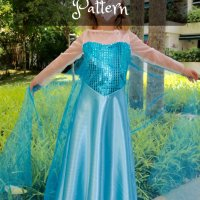 Sewing Tip - Free Easy Princess Dress Pattern
