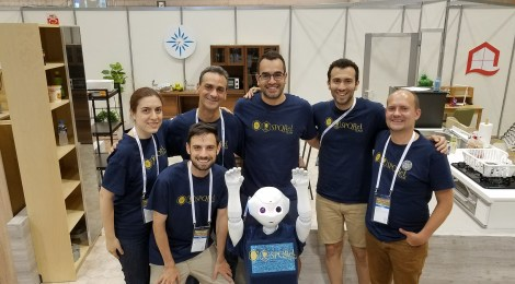 Team SPQReL 3rd in RoboCup World Cup Competition