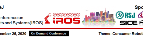 L-CAS presence at virtual IROS 2020, including best agri-robotics nominee