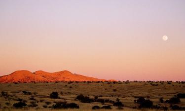 desert landscape conservation center