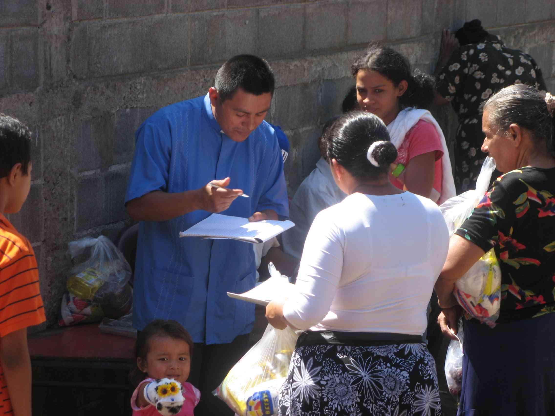 A Spiritual Consultation with Pastor Mardo