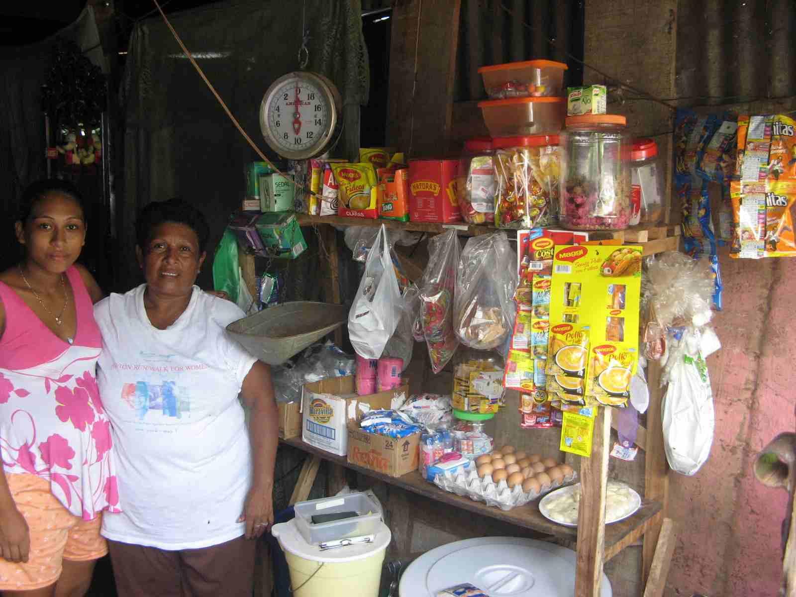 Francisca Rivera's Family Store