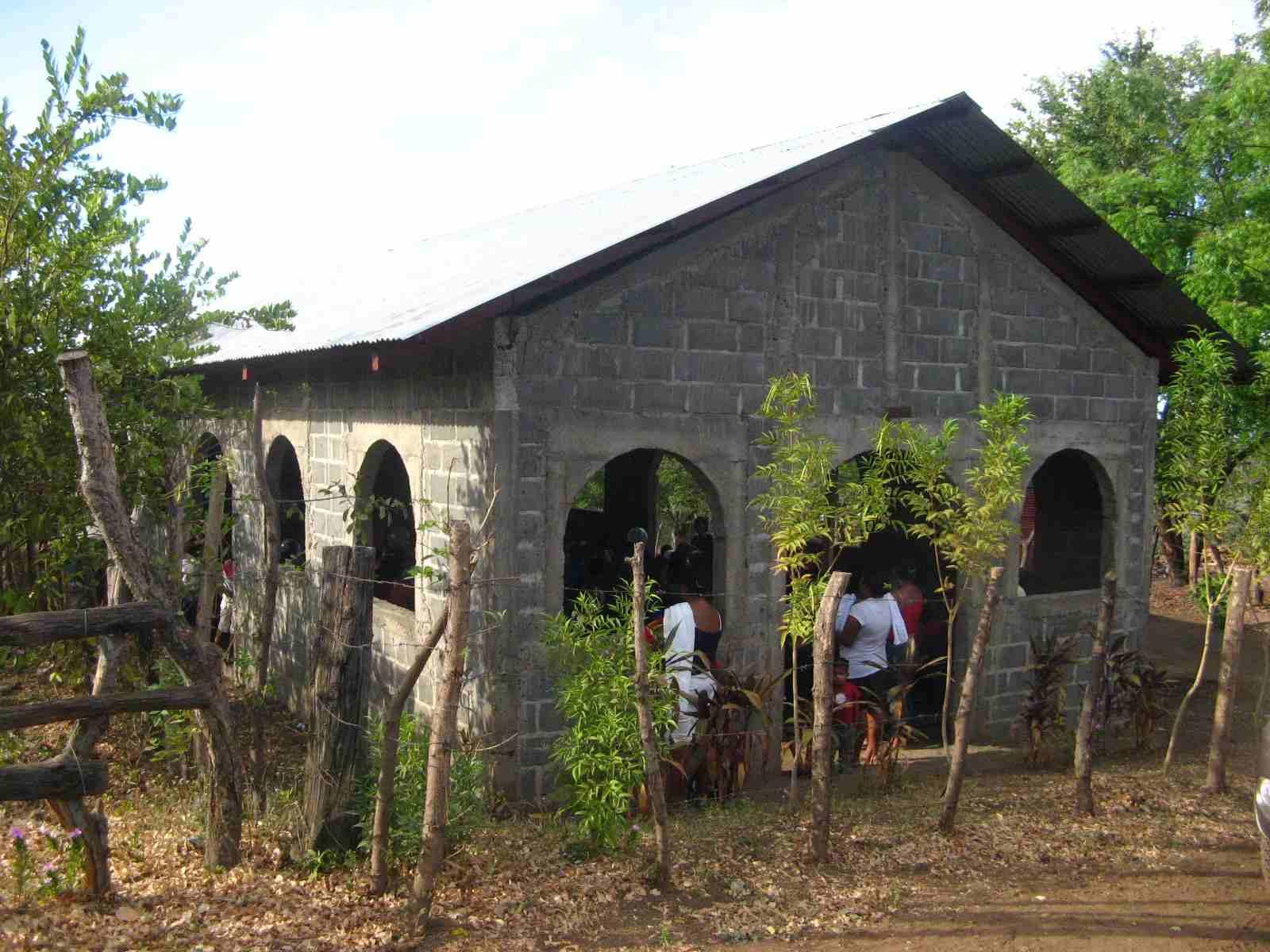 """The Newly Built Church, """"Iglesia de Dios en Jesucristo"""""""