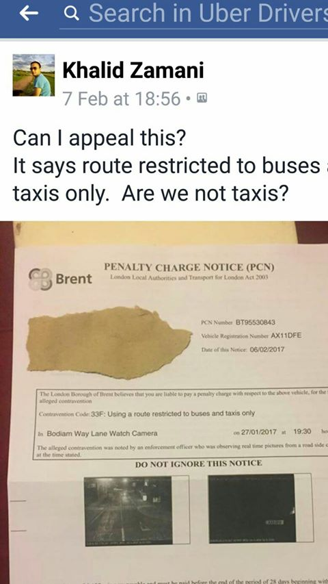 Are we not Taxis?