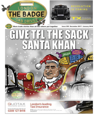 The Badge December Edition