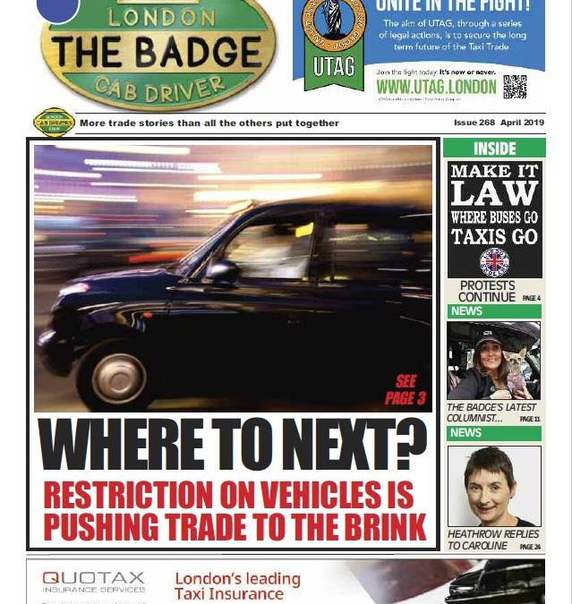 The Badge April Issue