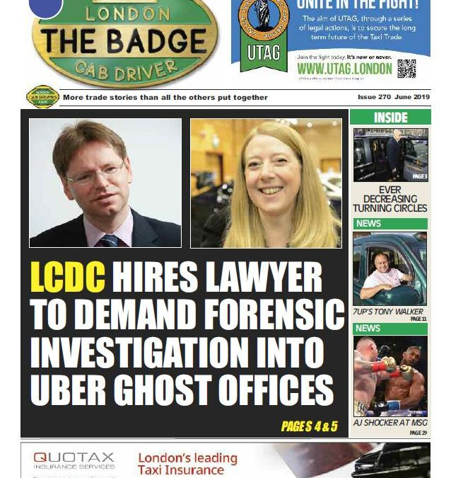 The Badge June Issue