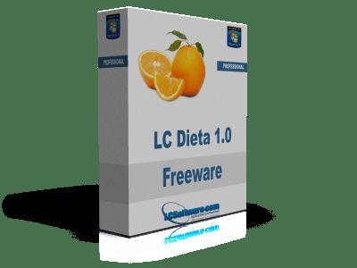LC Dieta 1.0 Software dieta calcolo calorie e dieta personalizzata gratis