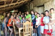 4th Presbyterian Group - Family Visit