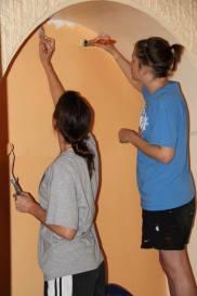 Cumberland Church - Homeschooling Room Makeover