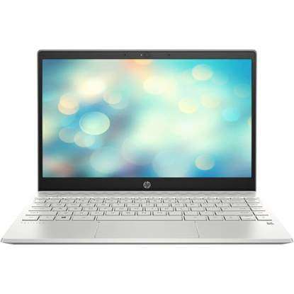 "Laptop HP Pavilion 13-an1009nq, Intel Core i7-1065G7 pana la 3.9GHz, 13.3"" Full HD, 8GB, SSD 256GB, Intel Iris Plus Graphics, Free DOS, argintiu"