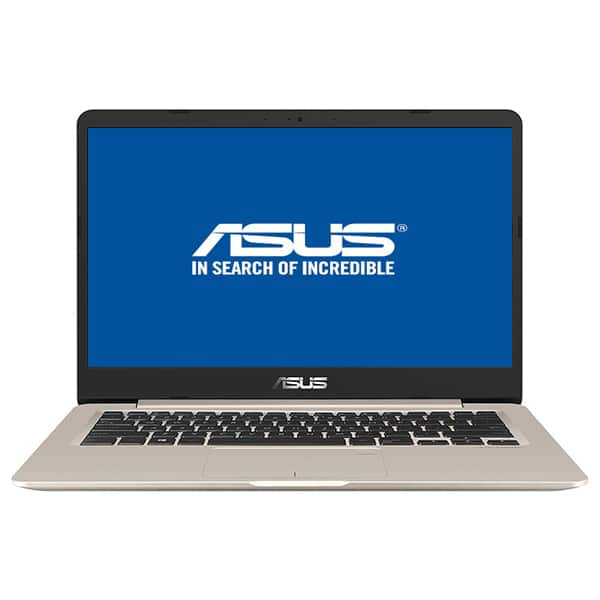 Laptop ASUS VivoBook S406UA-BM031. Intel Core i7-8550U pana la 4GHz. 14.0