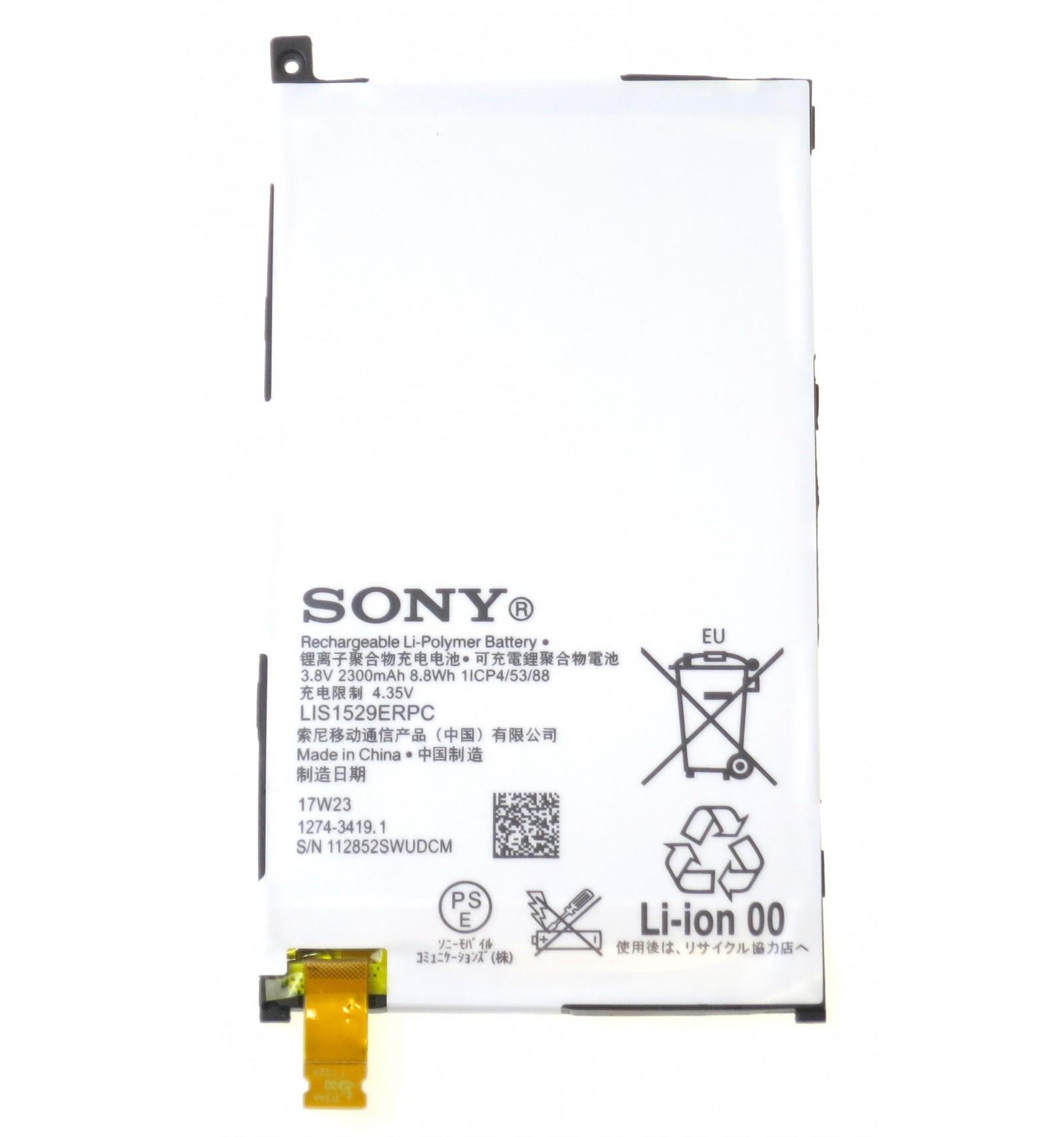 Batéria náhrada na Sony Xperia Z1 compact D5503
