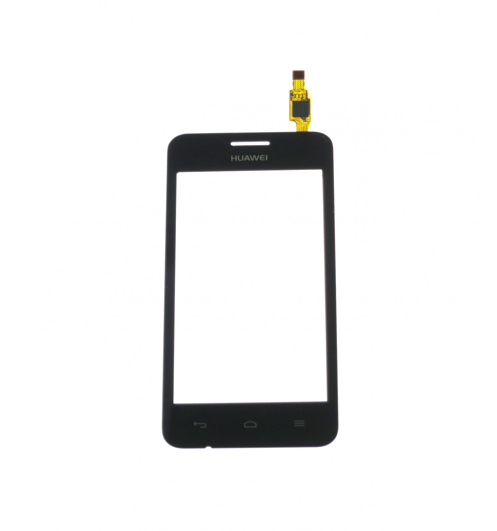 Touch screen black replacement for Huawei Y330 (Y330-U01