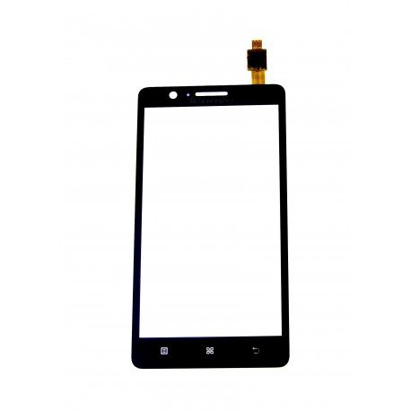Touch screen black replacement for Lenovo A536