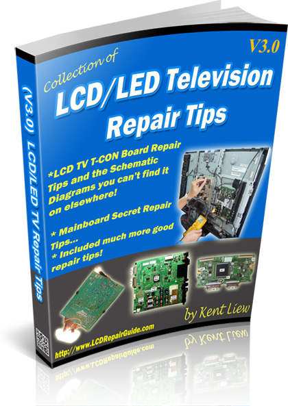 V30 Collection of LCD Television Repair Tips  Collection of LCD TV Repair TipsV30
