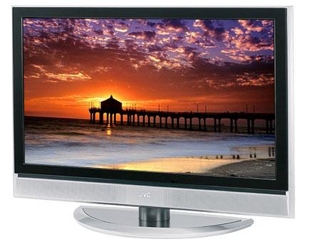 JVC LCD TV