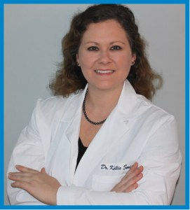 Photo of Dr Kellie Smith