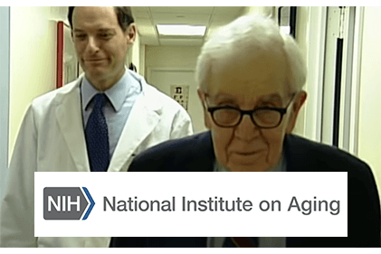 National Institute on Aging image
