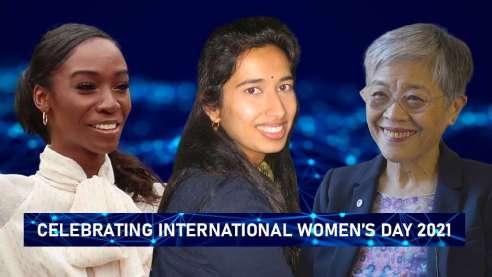 Celebrating Some Inspiring Women In STEM