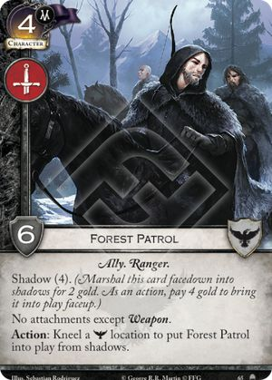 Forest Patrol