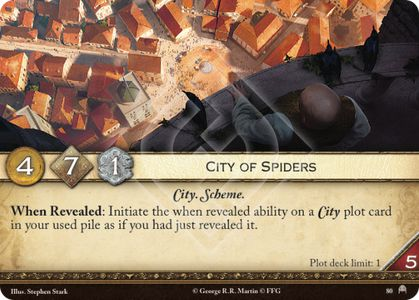 City of Spiders