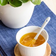 unt clarifiat beurre noisette cu aroma de caramel si alune prajite perfect pentru peste alb, fripturi sau legume