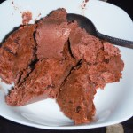 Low Carb Rich Chocolate Ice Cream!