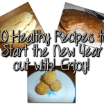 10 Healthy Recipes to Start the New Year!