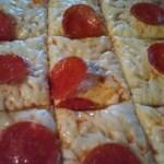 Pizza Crust! #LCHF