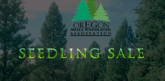 Oregon Small Woodlands Association Sale