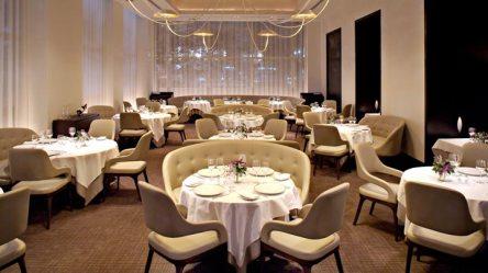 dining restaurant restaurants fine hotel luxury room celebrity club trump elegant hotels york nyc eating tulsa star menu table tower