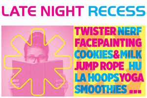 Late Night Recess