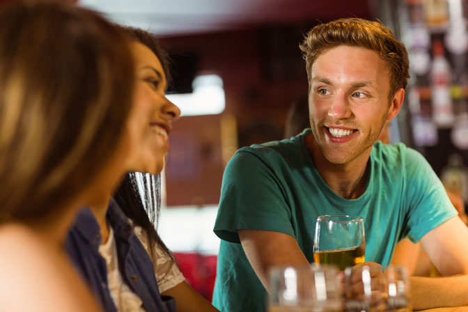 Non-Creepy Ways to Start a Conversation With a Stranger Today