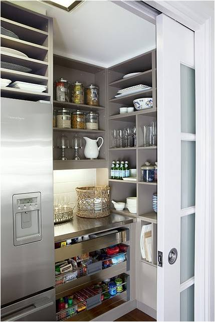 20 Pretty Pantries  LC Living