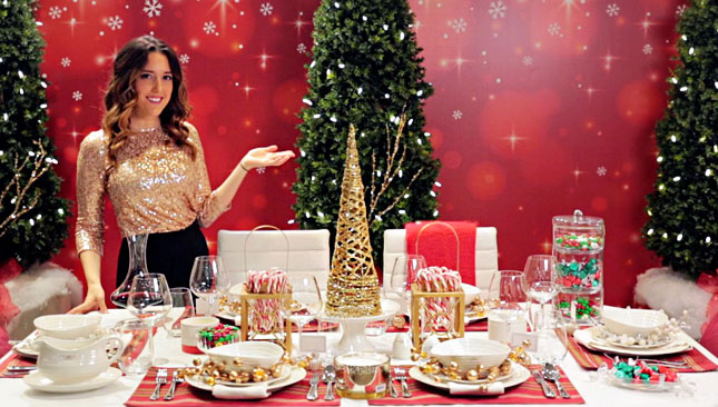 Host A Holiday Dinner Party VIDEO LC Living
