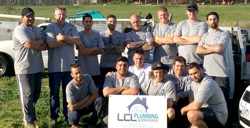 LCL Plumbing and Drainage Team