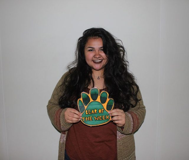 Bear Of The Week Megan Salinas
