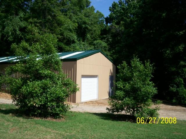 Metal Building For Charlotte Parks Amp Rec Lcm Builders Inc