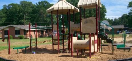 Rockingham playground 1