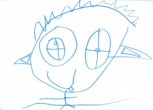 Child;s Drawing