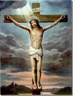 耶穌被釘在十字架上死