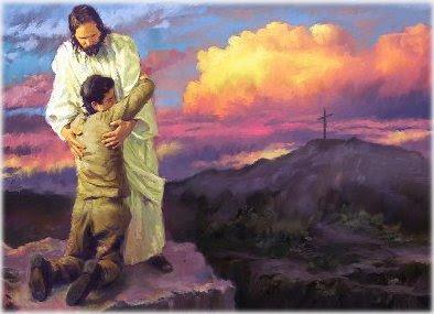 基督對救恩的保證