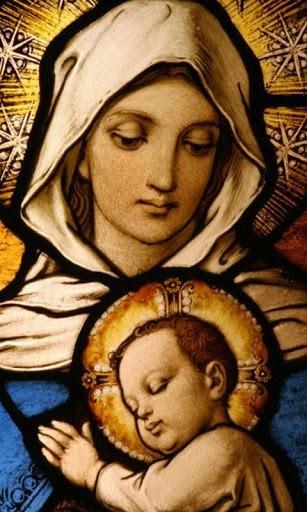 聖經中的馬利亞?玫瑰經中的瑪利亞?