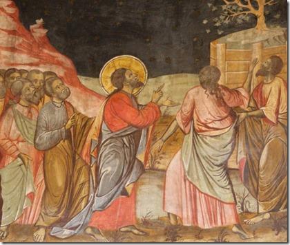 耶穌咒詛無花果樹