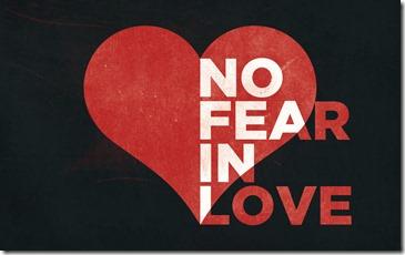 愛裡沒有懼怕1