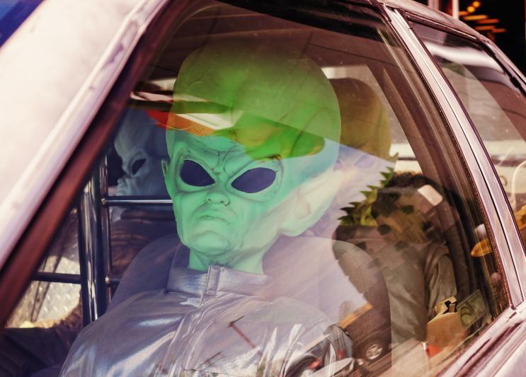 真有外星人嗎?